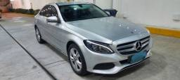 Título do anúncio: Mercedes-Benz 2018 C180 Avantgard Único dono Km 60.000