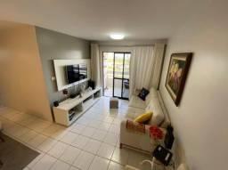 Apartamento no Condomínio Jaime Araújo