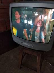 VENDE SE TV PHILIPS DE TUBO 20 POLEGADAS