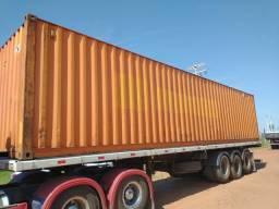 Container com pagamento na entrega