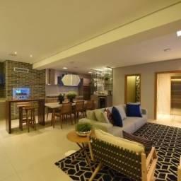 Apartamento para venda tem 139 metros quadrados com 3 quartos em Park Lozandes - Goiânia -