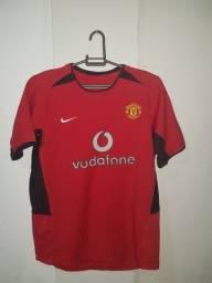 Camisa Manchester United 2002/03