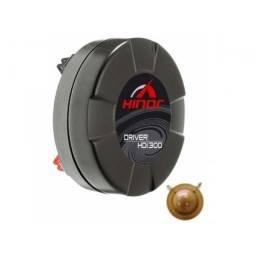 Hinor Driver Hdi300 100w Rms Fenólico 8 Ohms Potencia