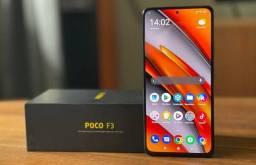 Poco F3  5G 6gb 128gb - lançamento 2021
