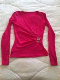 Blusa pink P
