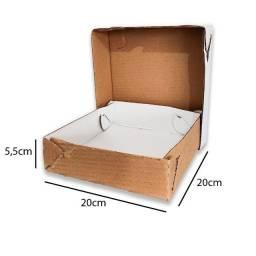Título do anúncio: novas embalagens caixas para salgados e doces