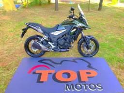 Honda CB 500x ABS 2018 - Com Protetor de Carenagem, Manual e Chave Reserva!!