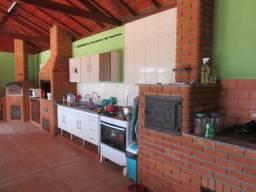 Chácara 10.000 m2 Casa ampla 5 dorm. Píscina lindo imóvel Ref. 440 Silva Corretor