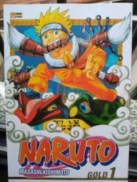 Título do anúncio: Naruto Gold 1