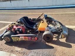 Título do anúncio: kart motor honda gx 390