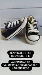 Sapatos meninos infantis