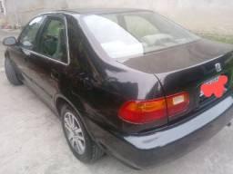 Honda Civic 1995 Ex Sedan Impecável