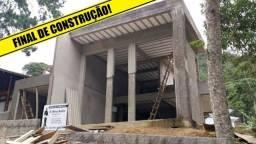 Título do anúncio: Casa com 4 dormitórios à venda, 300 m² por R$ 665.000,00 - Parque do Ingá - Teresópolis/RJ