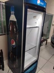 Título do anúncio: Freezer expositor metalfrio 558 litros