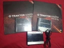 Interface de Audio Traktor  Audio A6