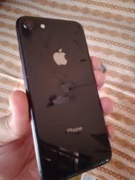 Título do anúncio: iPhone 8  impecável