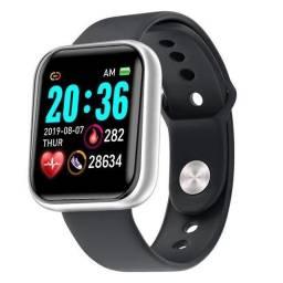 ?Promotion?Y68 D20 Relógio Smart Watch com Bluetooth USB com Monitor Cardíaco