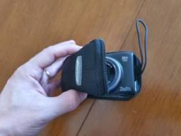 Câmera fotográfica digital Canon PowerShot SX260 HS com GPS 20x