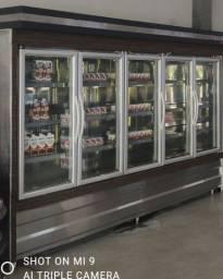 Equipamentos distribuidora de bebidas Padaria emporio