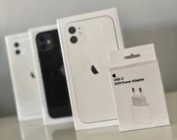 Baixou! IPhone 11 64gb Todas as Cores (Novos Lacrados)+ Brinde