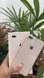 Título do anúncio: iPhone 8 Plus 64GB Gold (Seminovo)