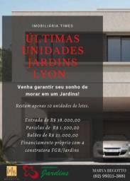 Título do anúncio: Últimas unidades/Condomínio Fechado de alto padrão/FGR Jardins