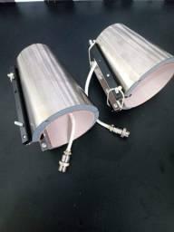 Título do anúncio: Resistência cônica para maquinas de canecas 2 unidades nos tamanhos 12cm e 16cm