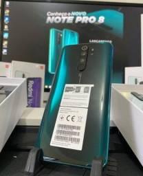 Redmi Note 8 PRO 128GB - SmartPhone Lacrado na Caixa! MiMaringá
