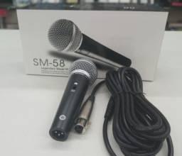 Título do anúncio: microfone de fio 950