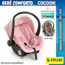 Título do anúncio: Bebê conforto bebê conforto aceitamos cartões