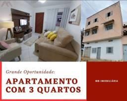 Título do anúncio: Apartamento com 3 quartos, 1° andar, escriturado e próximo ao centro da cidade de Colatina