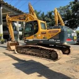 Título do anúncio: Escavadeira hidráulica
