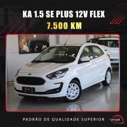 Título do anúncio: Ford Ka 1.5 Se Plus 12V Flex 5p Aut. 2020