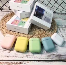 Fone bluetooth ipods 12 color