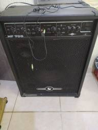 Caixa de som amplificada MF 700