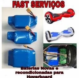 FAST SERVIÇOS ! Revisões e manutenção de Hoverboard.