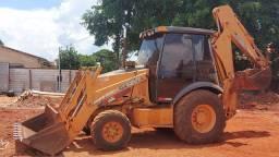 Retro escavadeira 580M