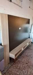 Painel tv com nicho grande 2.80cm comprimento - ENTREGO