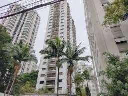 Título do anúncio: Apartamento para locação no Paraíso com 369m² - 5 vagas andar alto.