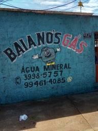 Título do anúncio: Depósito de gás e água mineral
