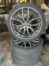 Título do anúncio: Jogo de rodas BMW