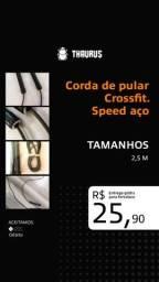 Título do anúncio: Corda de pular Crossfit - Aço