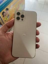 iPhone 12 pro 256gb novo lacrado com nota fiscal e garantia de um ano.