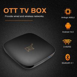 Título do anúncio: OTT TV BOX D9