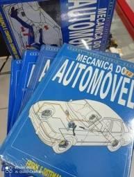 Título do anúncio: Livros coleção Mecânica Automóvel