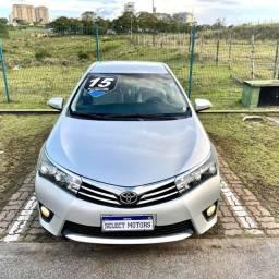 Título do anúncio: Corolla 2.0 Xei Automatico - 2015