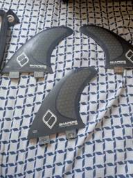 Quilhas Shapers Stealth series Xl