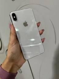 Título do anúncio: iPhone X 64GB branco