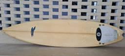 Prancha de Surf marca RIP WAVE para quilha de encaixe