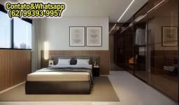 Título do anúncio: Apartamento a venda em Goiania, Com parcelas de a partir R$709,00